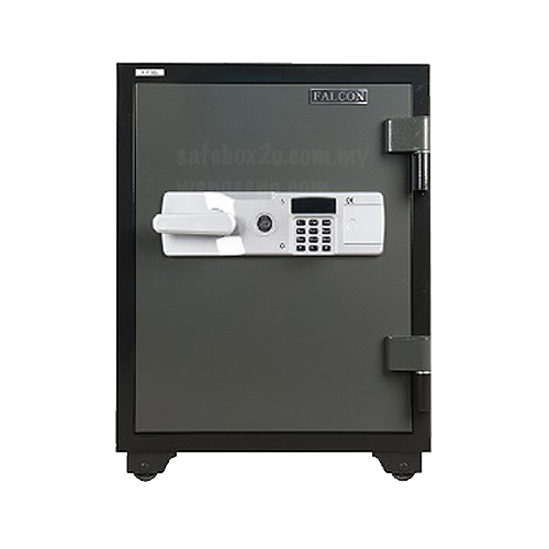 Falcon V100e Solid Safe closed door