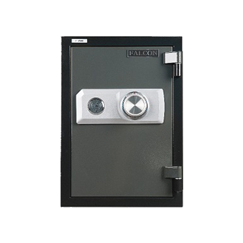 Falcon V58C Solid Safe closed door