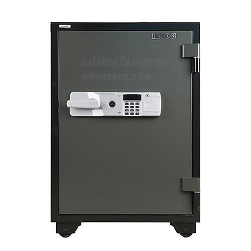 Falcon V180e Solid Safe closed door