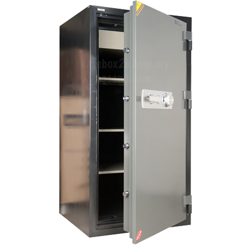 Falcon V380C Solid Safe open door