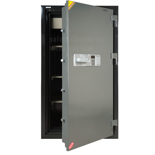 Falcon V380e Solid Safe open door