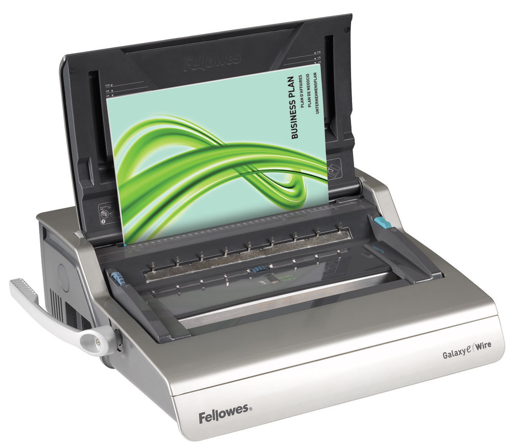 Fellowes E-Galaxy wire binding