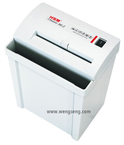 hsm 90.2c shredder