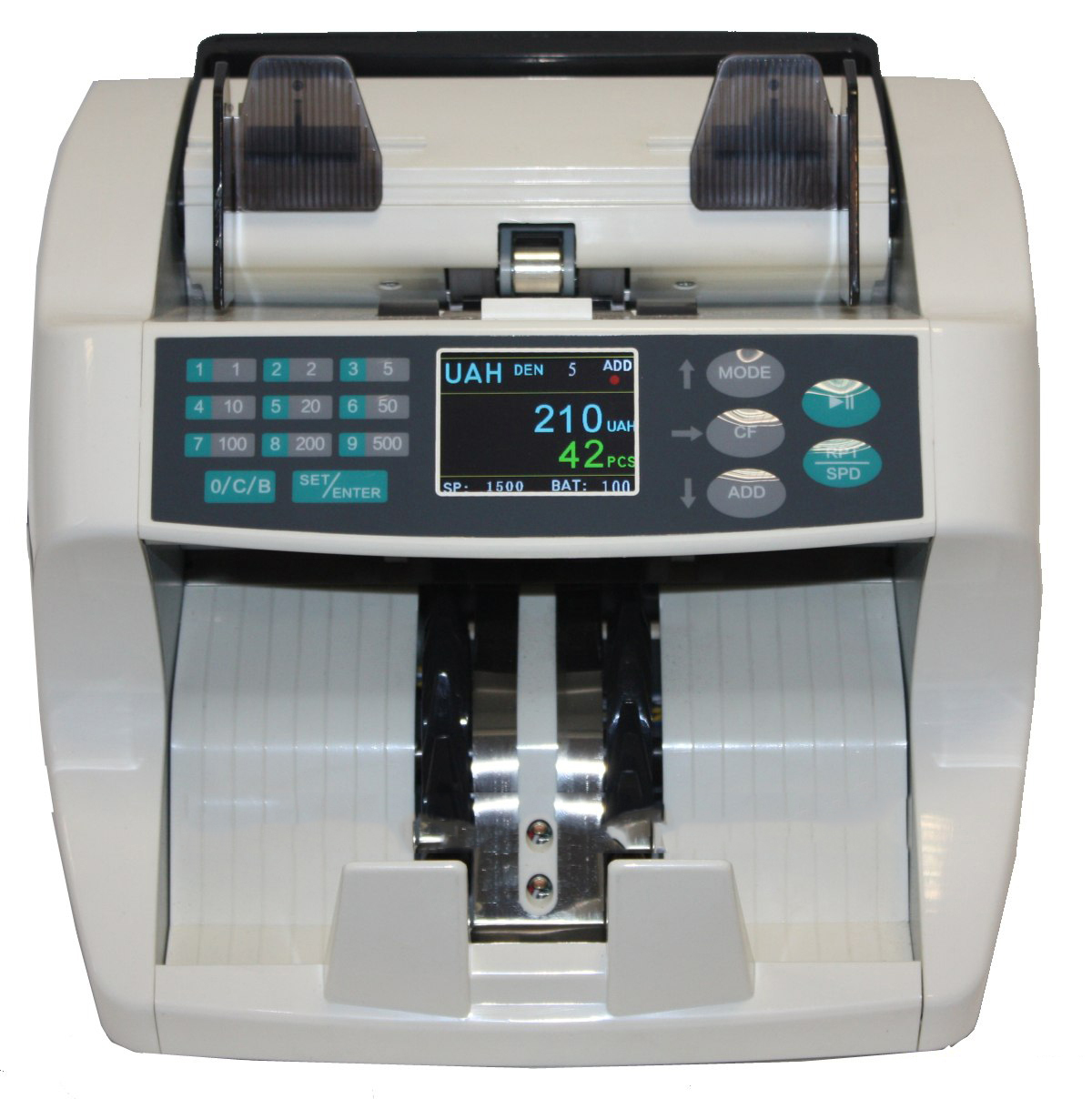 WS-Tech 4500MG note counter